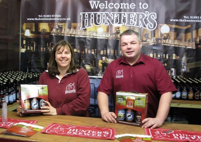Hunters-Brewery