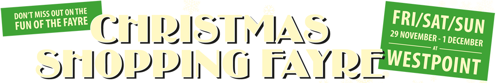 Christmas Shopping Fayre Exeter